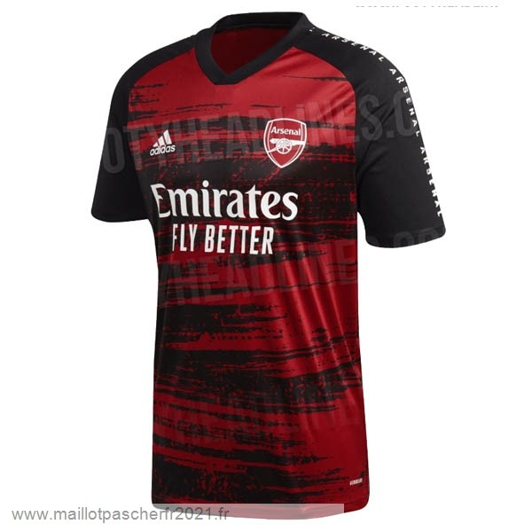 Pre Match Maillot Arsenal 2020 2021 Rouge Site Maillot De Foot