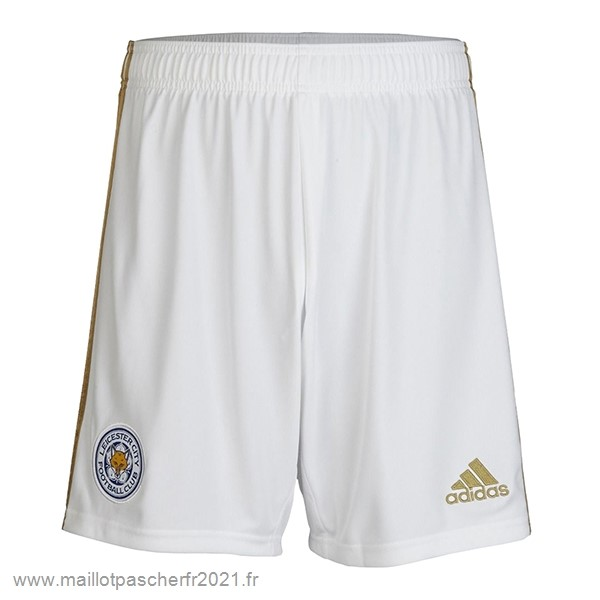 Domicile Pantalon Leicester City 2019 2020 Blanc Site Maillot De Foot