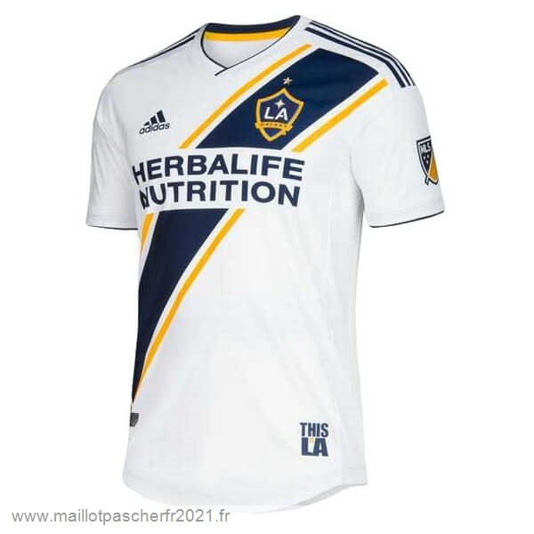Domicile Maillot Los Angeles Galaxy 2019 2020 Blanc Site Maillot De Foot
