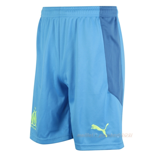 Third Pantalon Marseille 2020 2021 Bleu Site Maillot De Foot