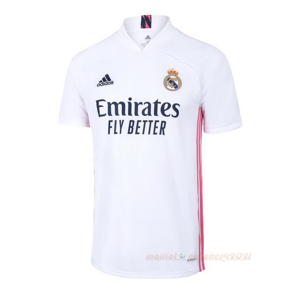 Domicile Maillot Real Madrid 2020 2021 Blanc Site Maillot De Foot
