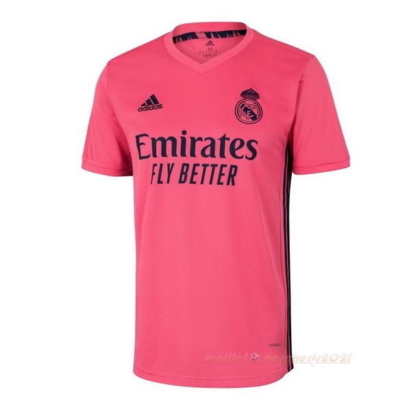 Domicile Maillot Real Madrid 2020 2021 Rose Site Maillot De Foot