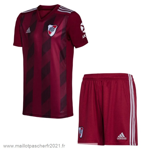 Third Conjunto De Enfant River Plate 2019 2020 Rouge Site Maillot De Foot
